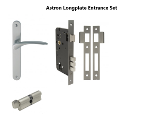 Longplate Lever Entrance Kits