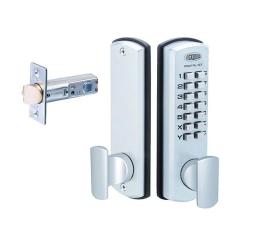 Mechanical Digital Locking