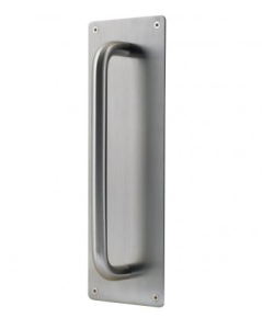 Push and Pull Plates - Stainless